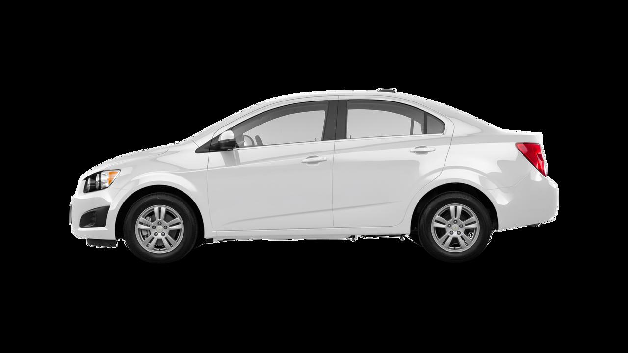 2016 Chevrolet Sonic Hatchback