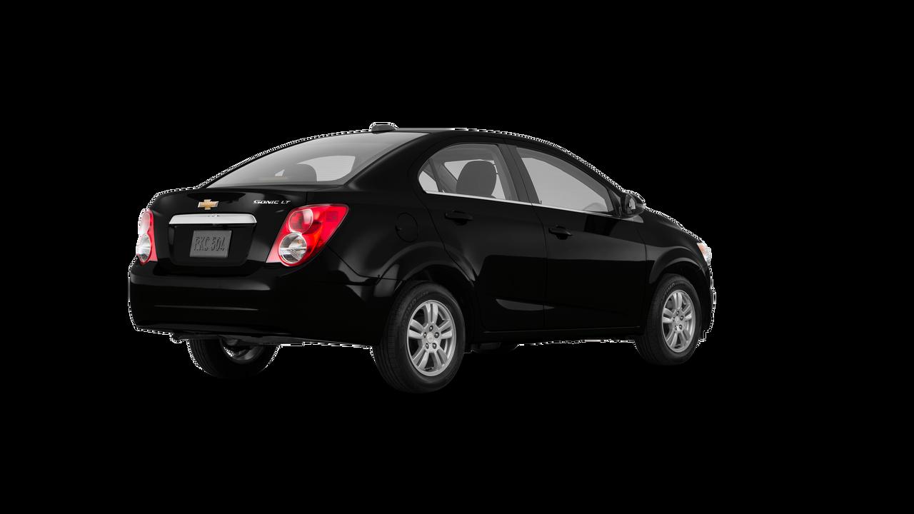 2016 Chevrolet Sonic 4dr Car