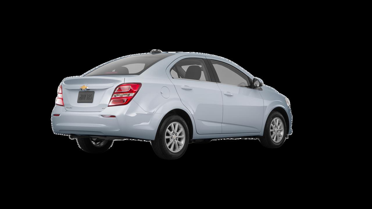 2018 Chevrolet Sonic 4dr Car