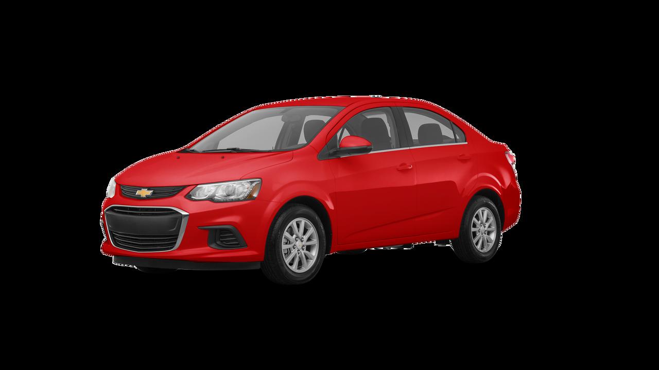2018 Chevrolet Sonic Hatchback