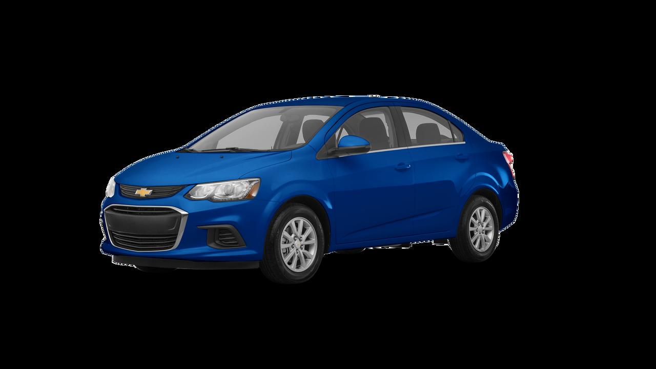 2020 Chevrolet Sonic 4dr Car