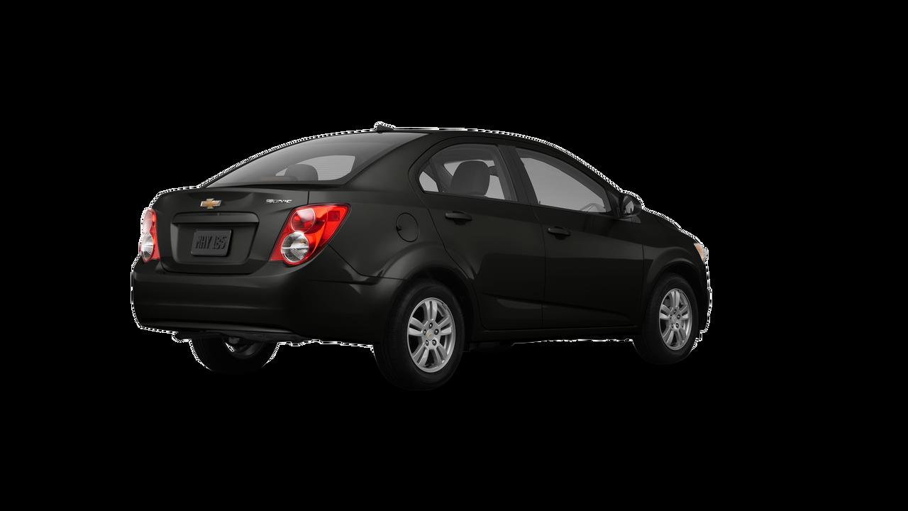 2012 Chevrolet Sonic 4dr Car