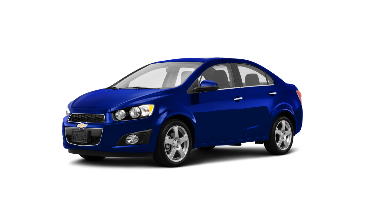 2014 Chevrolet Sonic 4dr Car