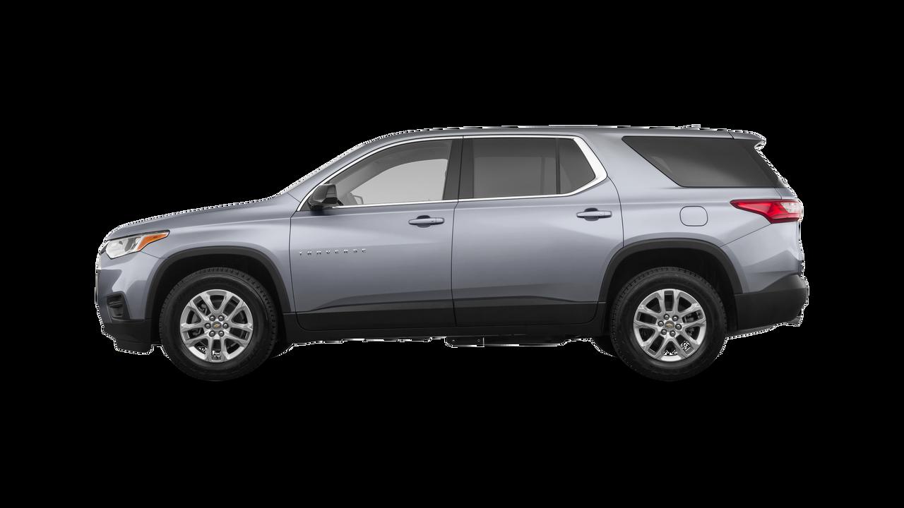 2021 Chevrolet Traverse Sport Utility