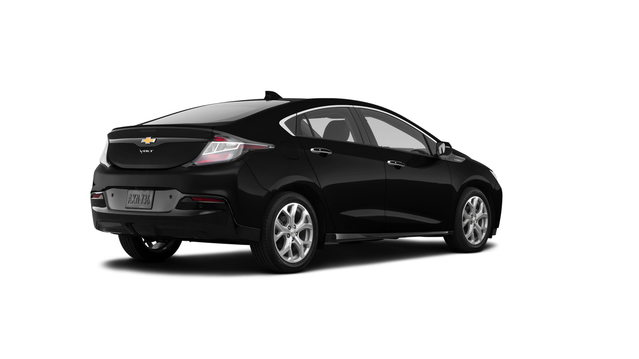 2018 Chevrolet Volt 4D Hatchback
