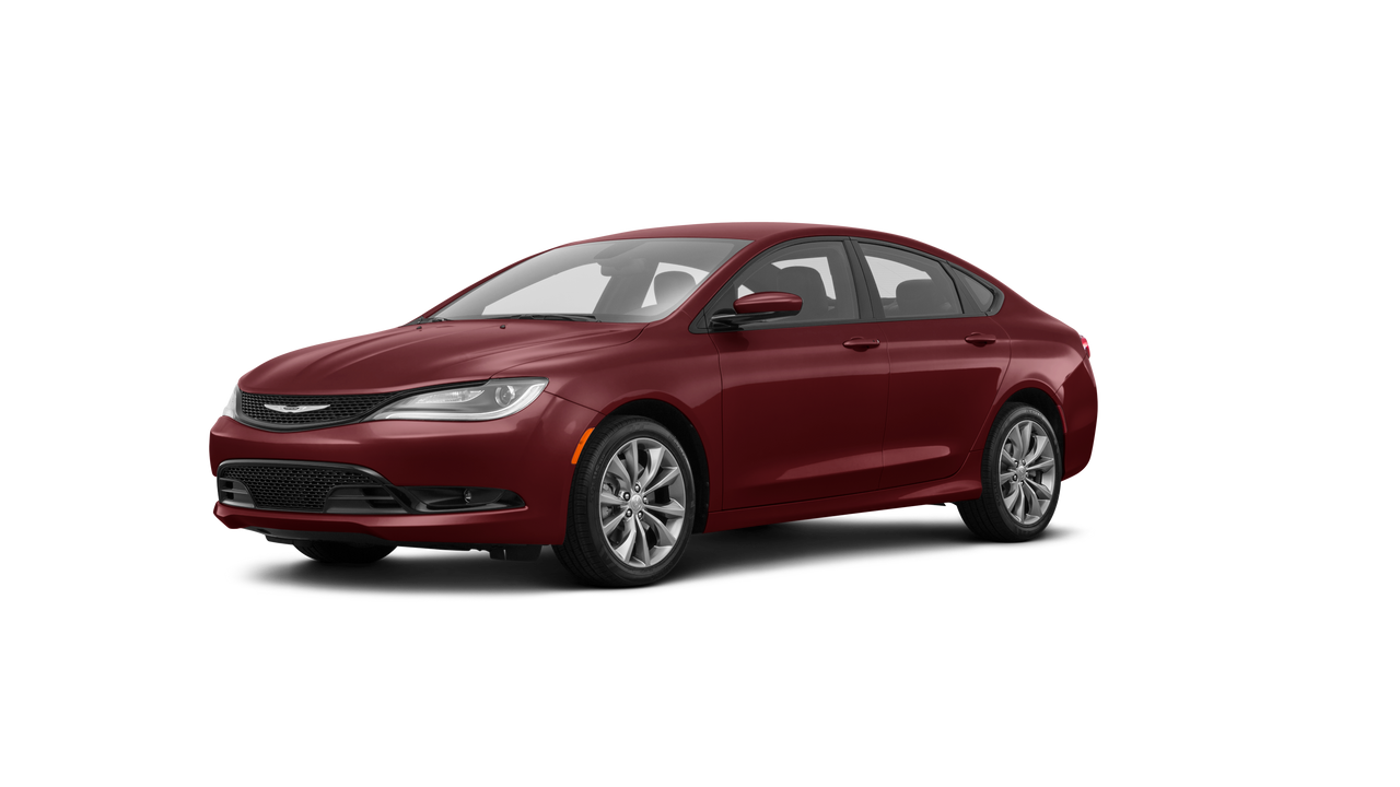 2016 Chrysler 200 4dr Car