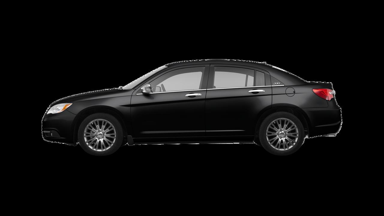 2011 Chrysler 200 4dr Car