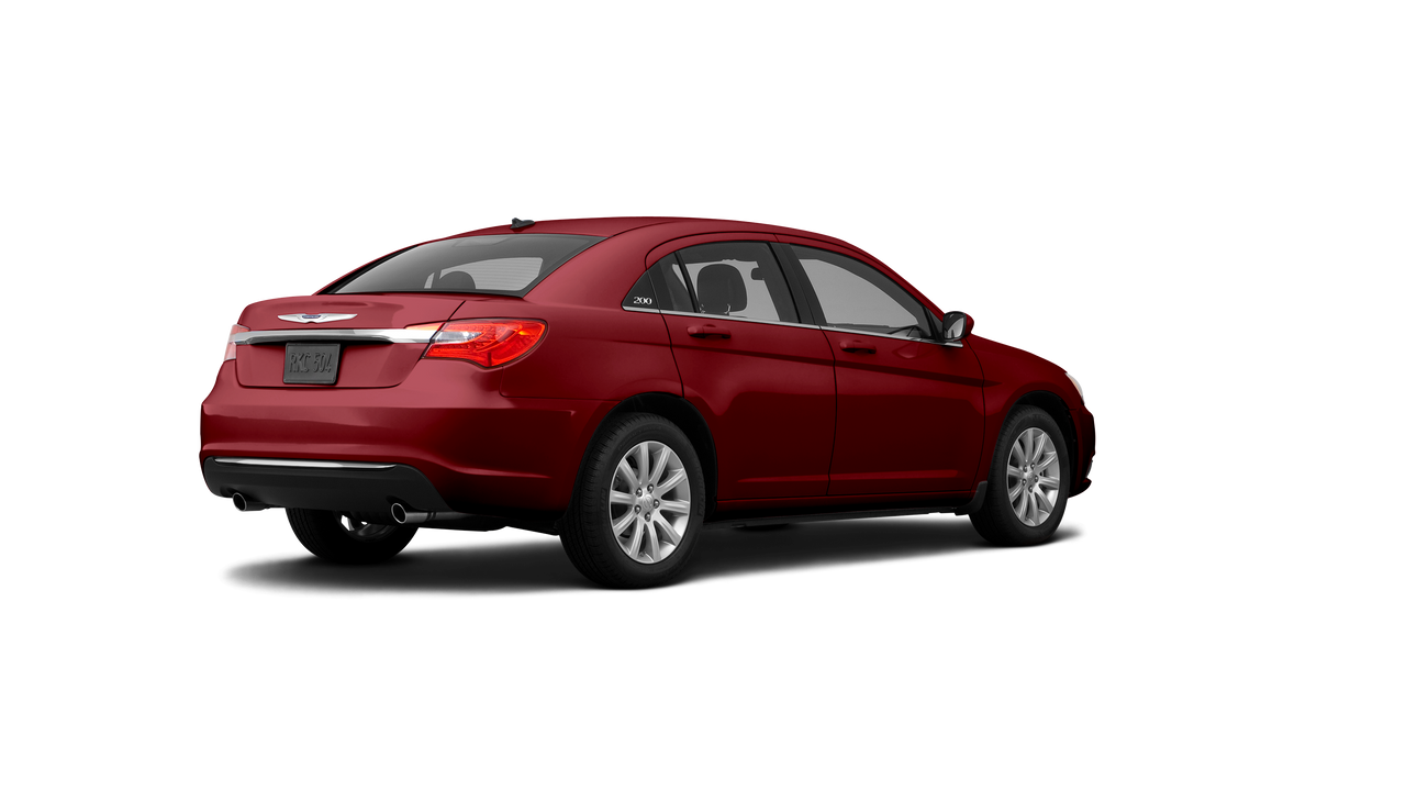 2011 Chrysler 200 4dr Car