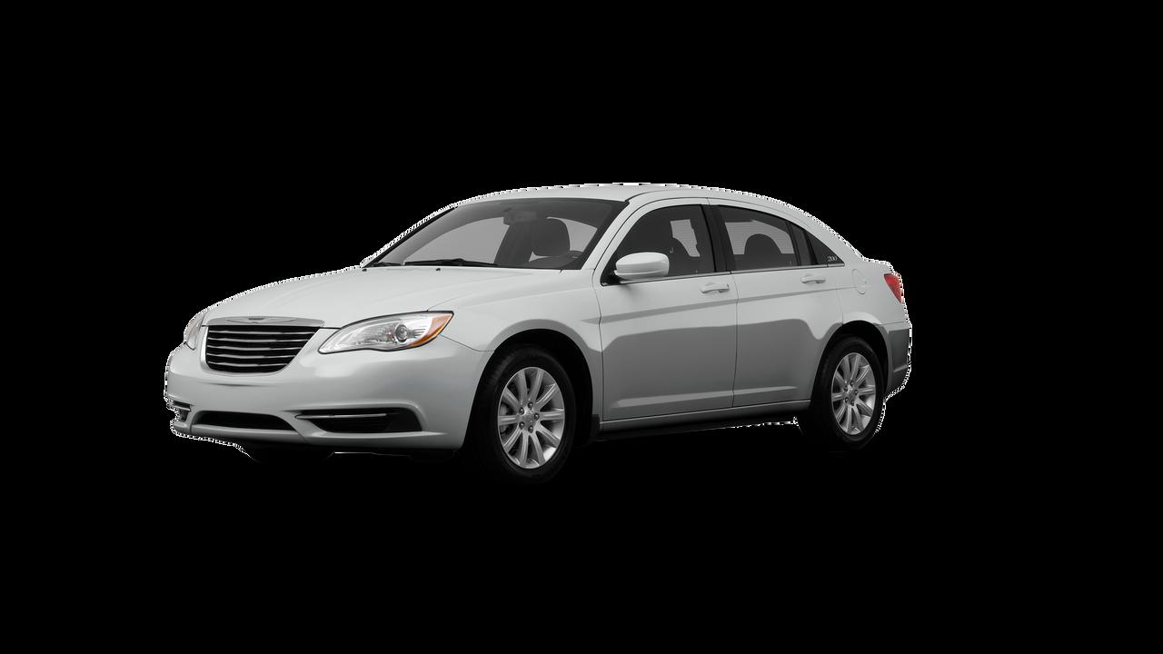 2012 Chrysler 200 4dr Car