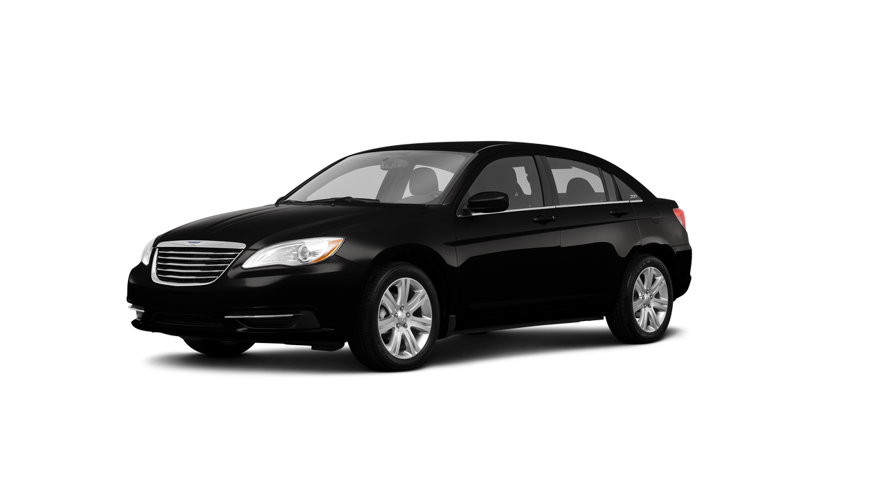 2013 Chrysler 200 4dr Car