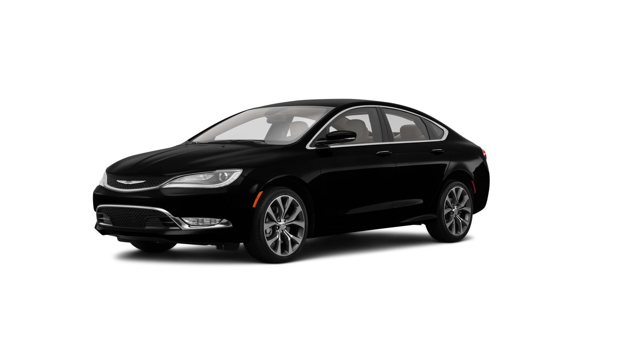2015 Chrysler 200 4dr Car