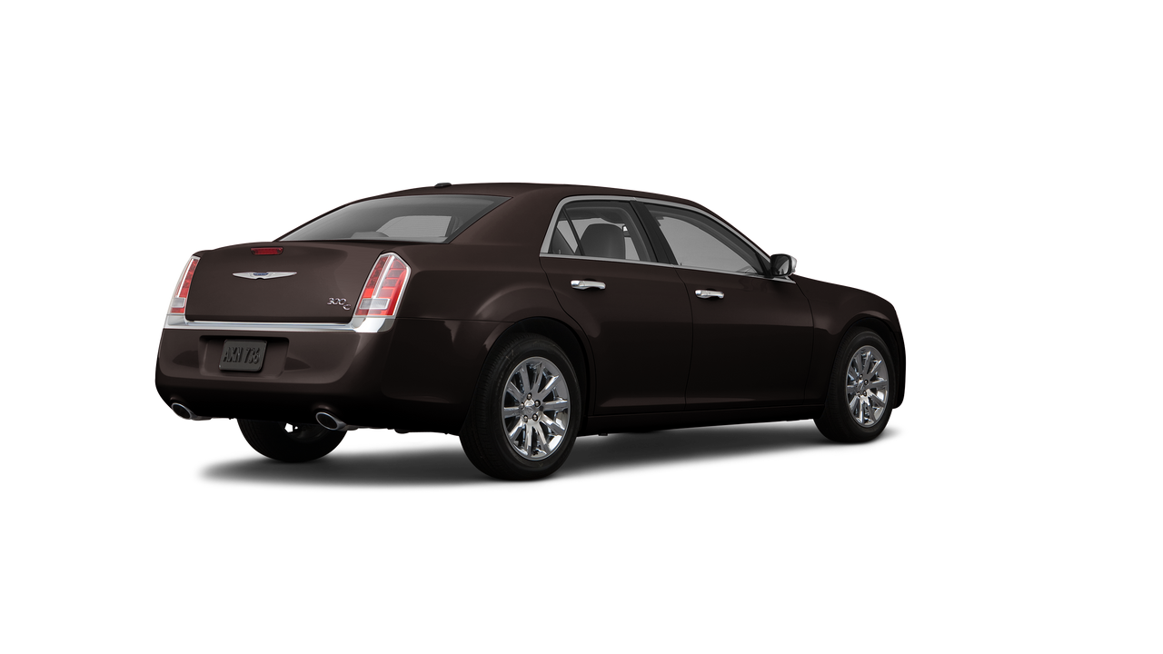 2012 Chrysler 300 4dr Car