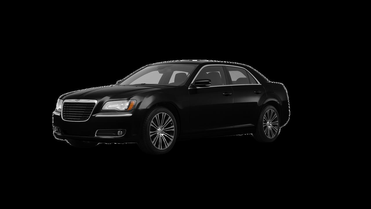 2012 Chrysler 300 4D Sedan