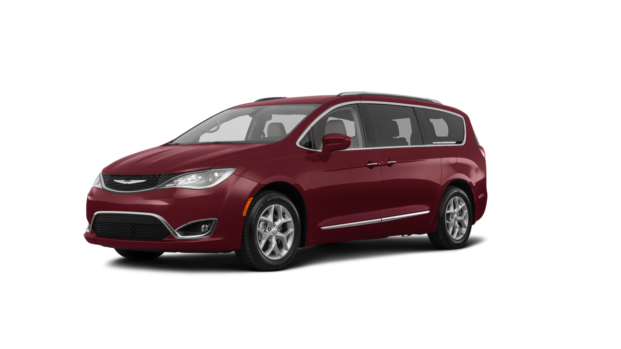 2018 Chrysler Pacifica Mini-van, Passenger