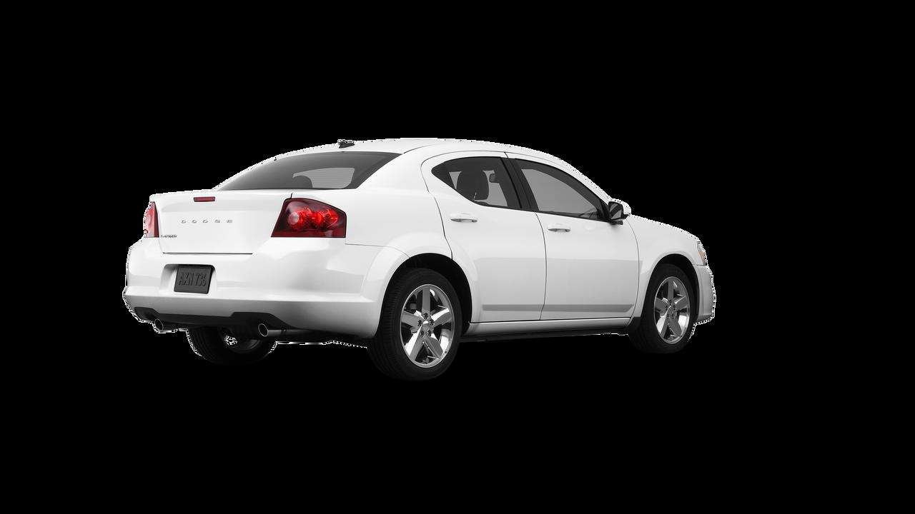 2011 Dodge Avenger 4dr Car