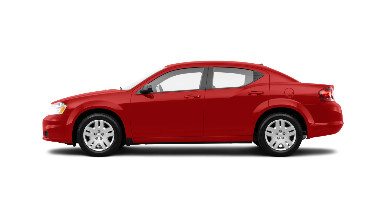 2014 Dodge Avenger 4dr Car