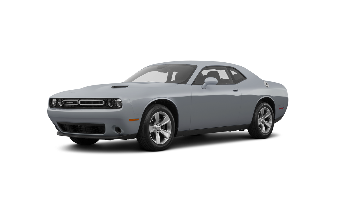 2017 Dodge Challenger 2D Coupe