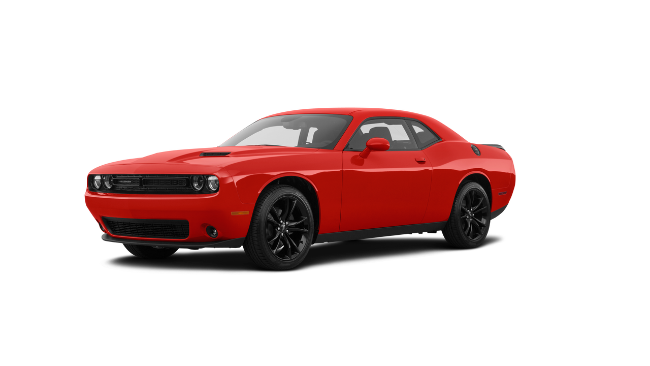 2018 Dodge Challenger 2D Coupe