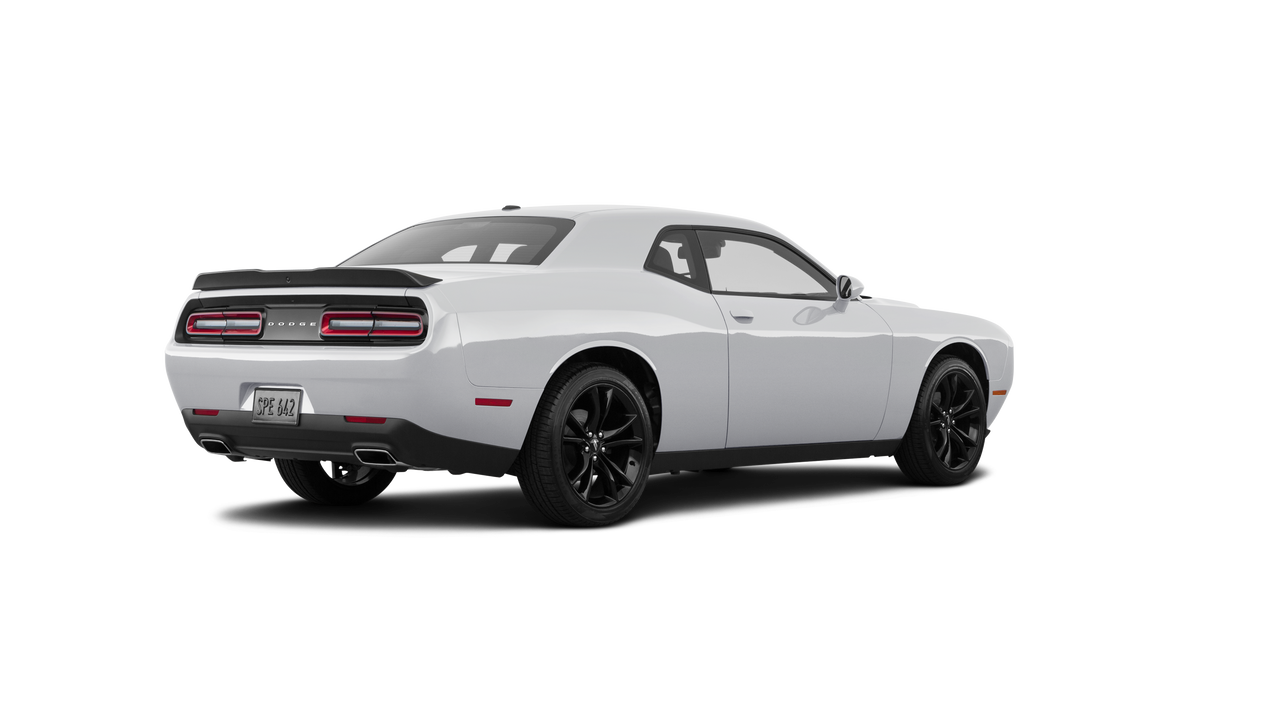 2018 Dodge Challenger 2dr Car