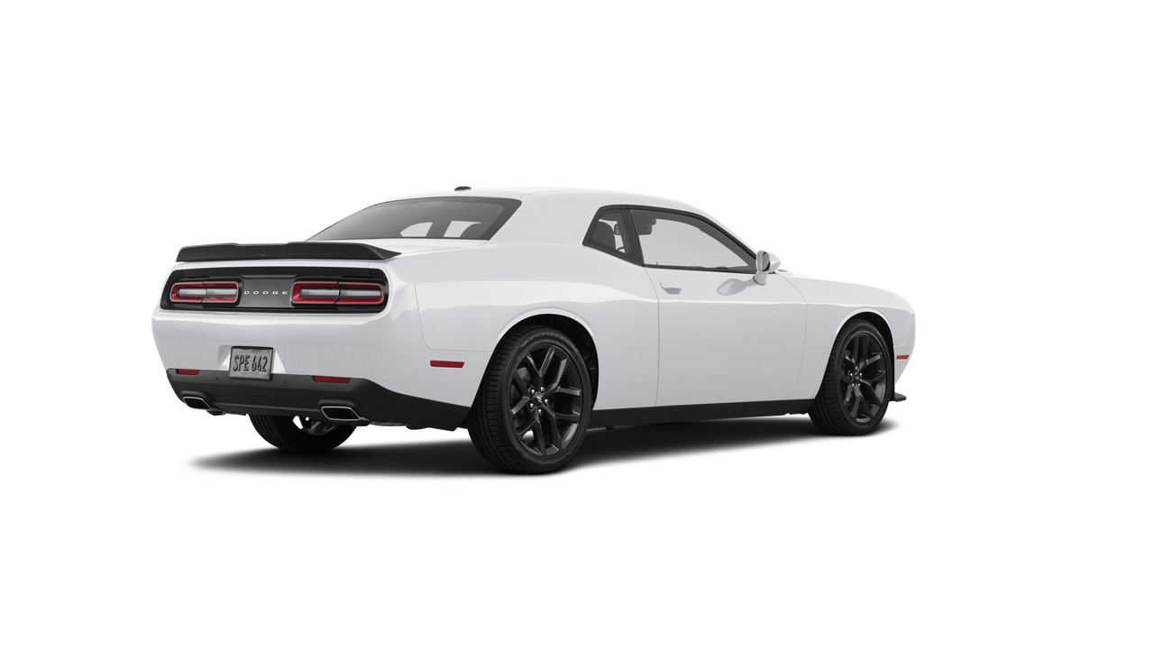2020 Dodge Challenger 2dr Car