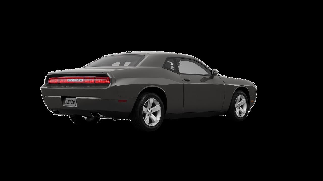 2013 Dodge Challenger 2dr Car