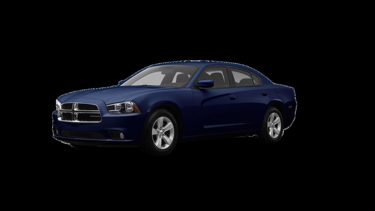2012 Dodge Charger 4dr Car