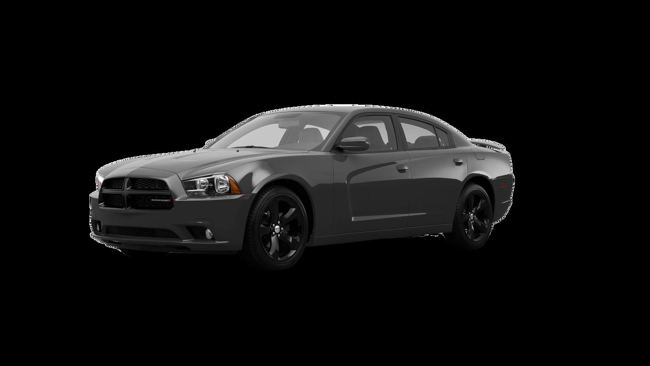 2013 Dodge Charger 4dr Car