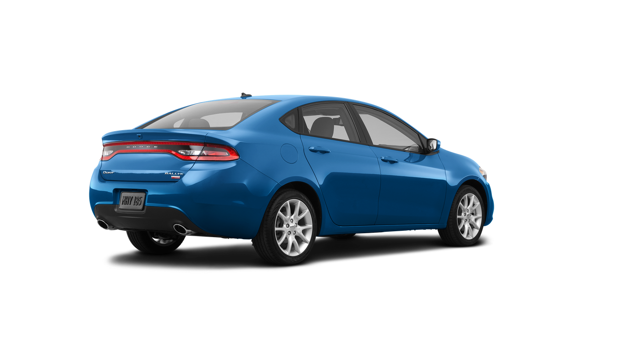 2013 Dodge Dart 4dr Car
