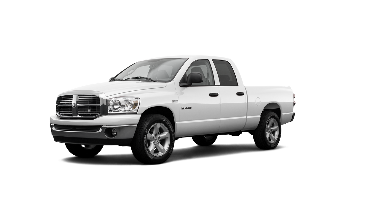 2008 Dodge Ram 1500 Standard Bed