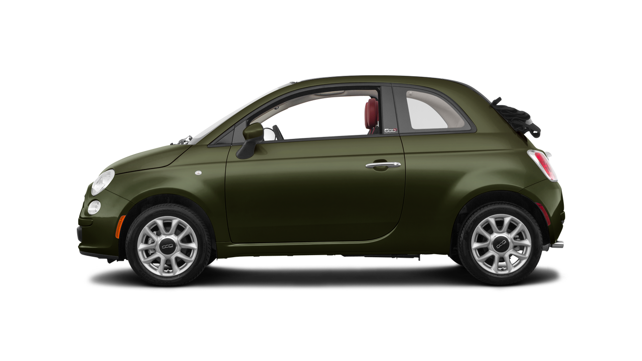 2017 Fiat 500 Hatchback