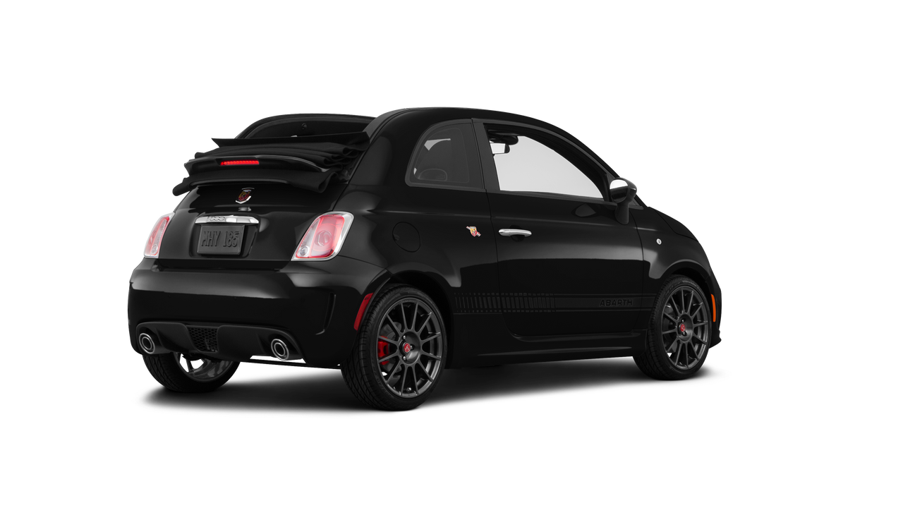 2015 Fiat 500 Hatchback