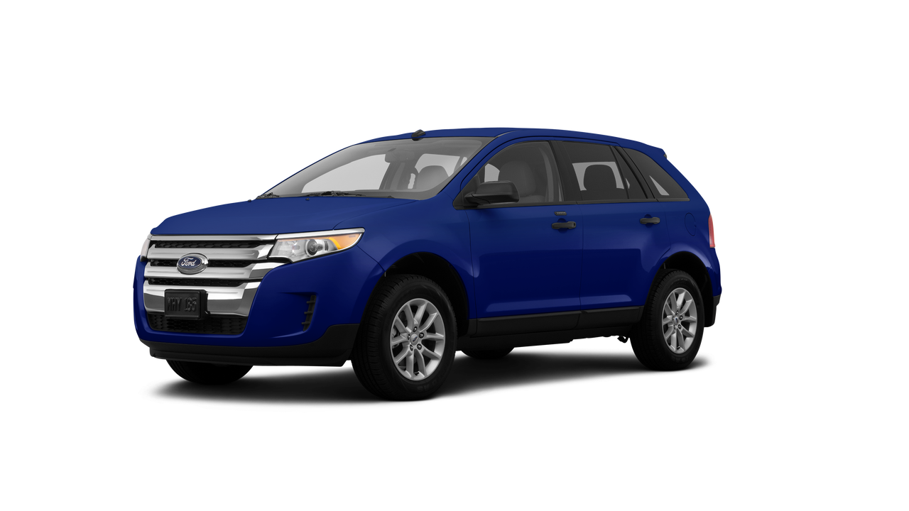 2014 Ford Edge Sport Utility