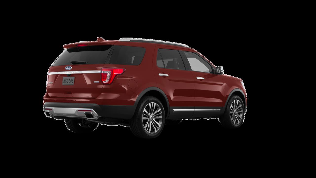 2016 Ford Explorer Sport Utility