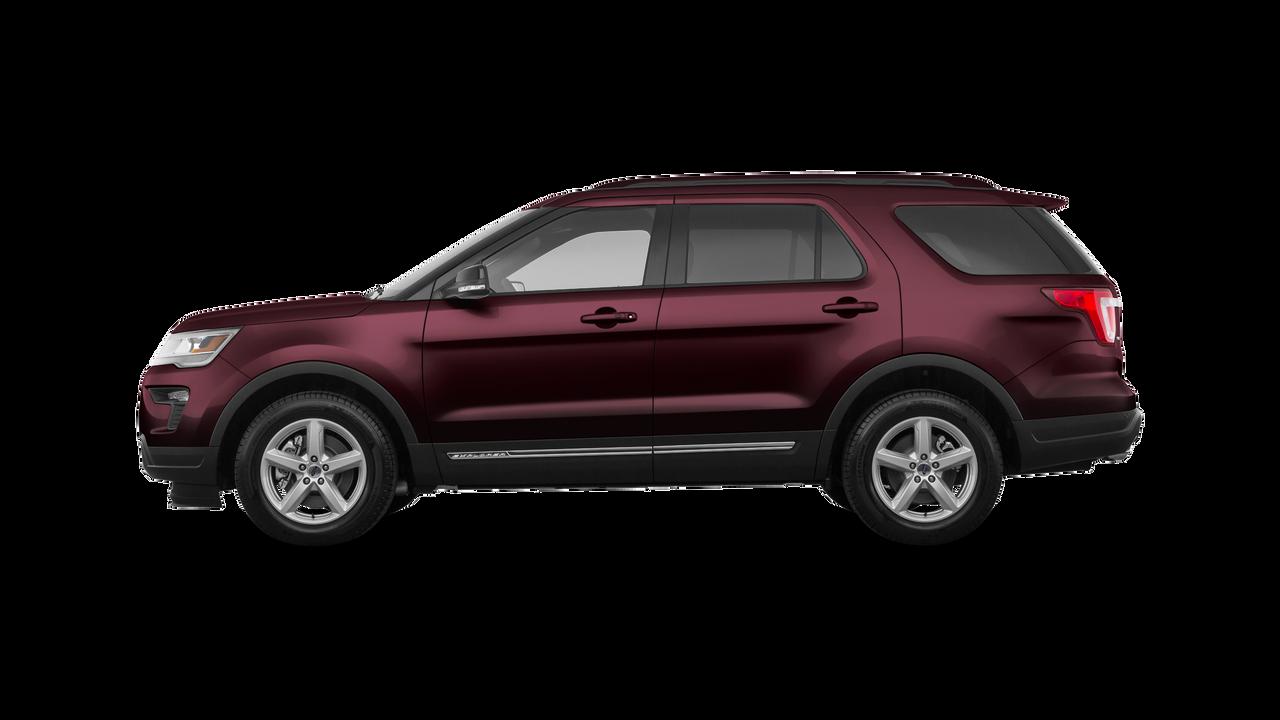 2019 Ford Explorer Sport Utility
