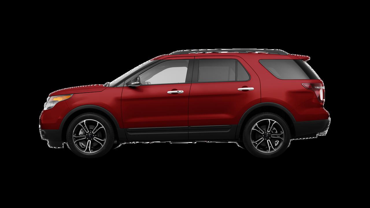 2014 Ford Explorer Sport Utility