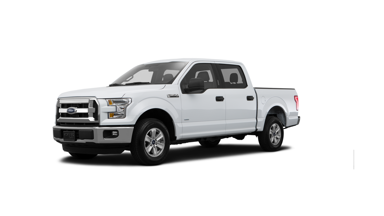 2015 Ford F-150 Long Bed