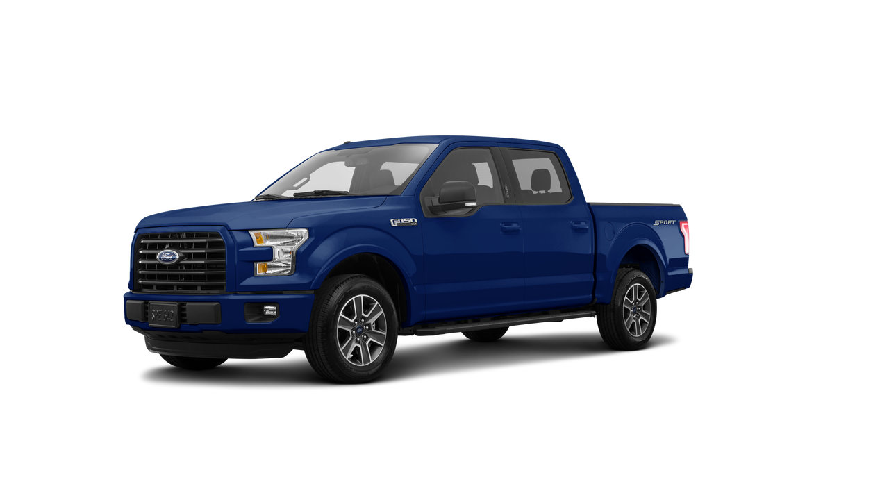 2017 Ford F-150 Standard Bed