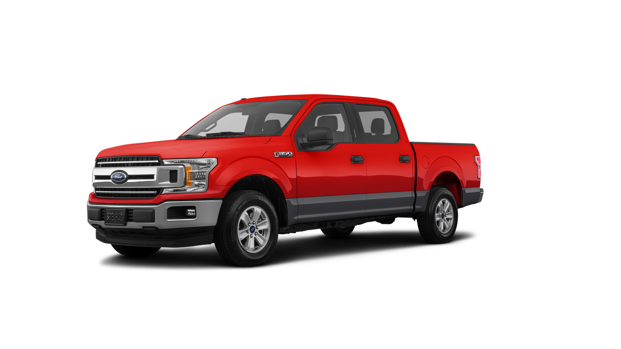 2018 Ford F-150 Standard Bed