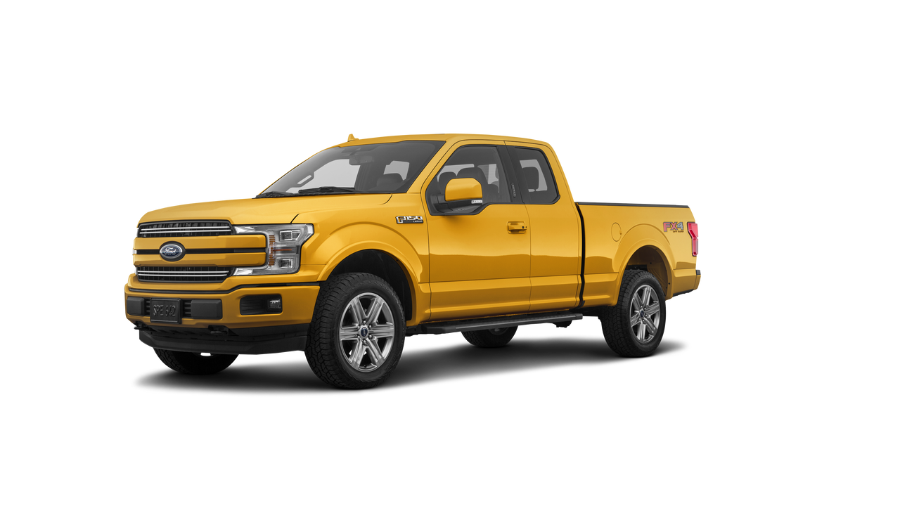 2020 Ford F-150 Short Bed