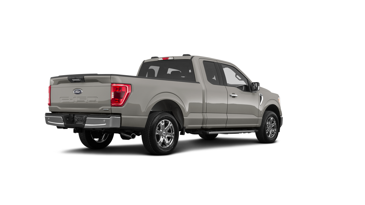 2021 Ford F-150 Short Bed