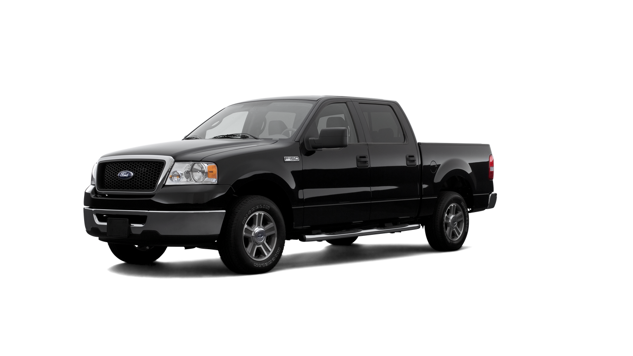 2007 Ford F-150 Short Bed