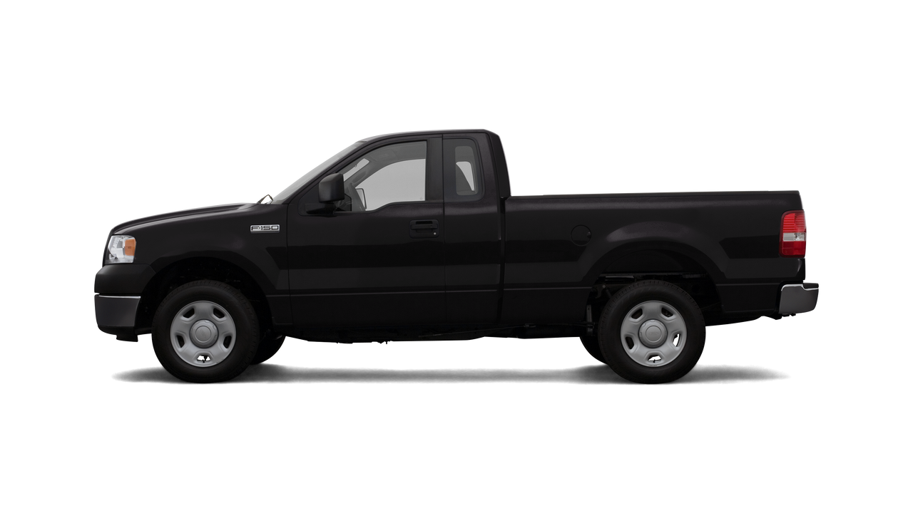 2007 Ford F-150 Standard Bed