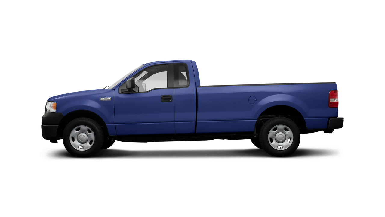 2008 Ford F-150 Short Bed