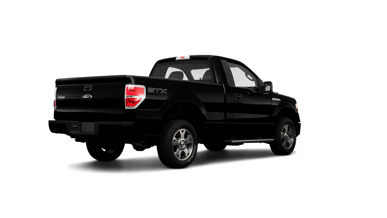 2009 Ford F-150 Standard Bed