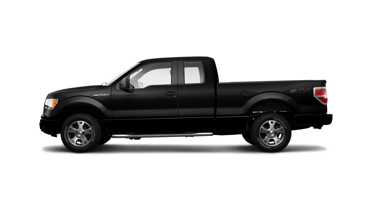 2009 Ford F-150 Short Bed