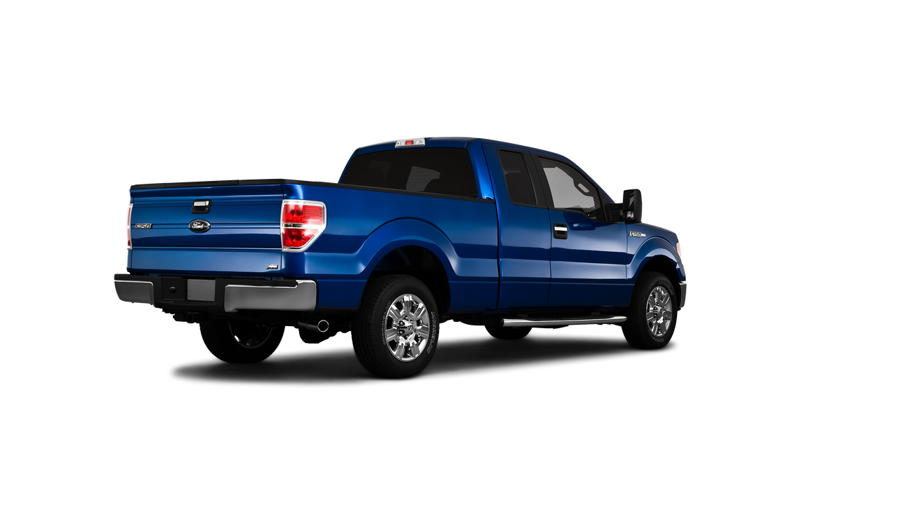 2010 Ford F-150 Short Bed