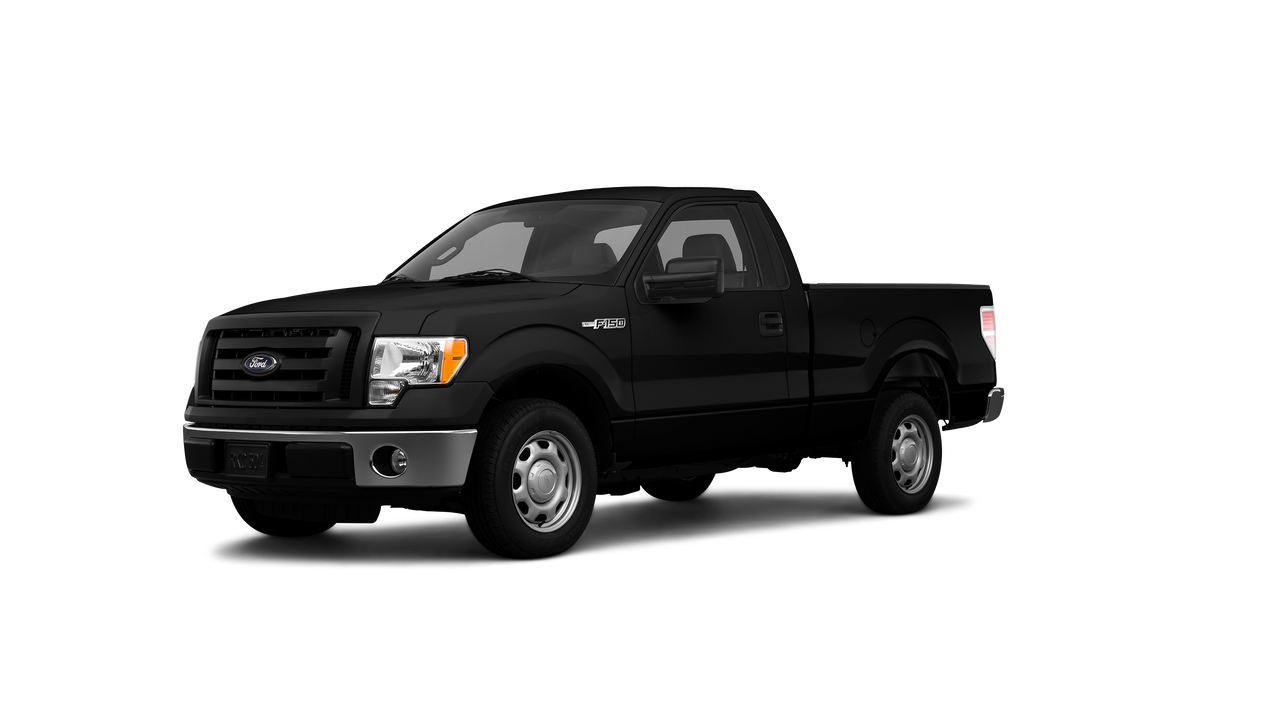 2010 Ford F-150 Standard Bed