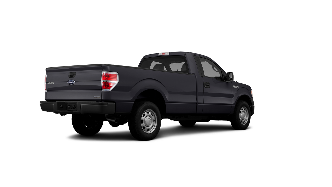 2013 Ford F-150 Standard Bed
