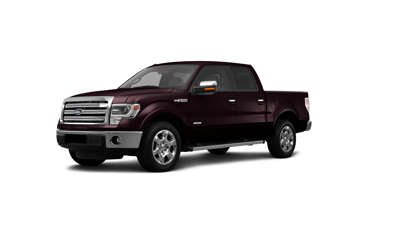 2013 Ford F-150 Short Bed