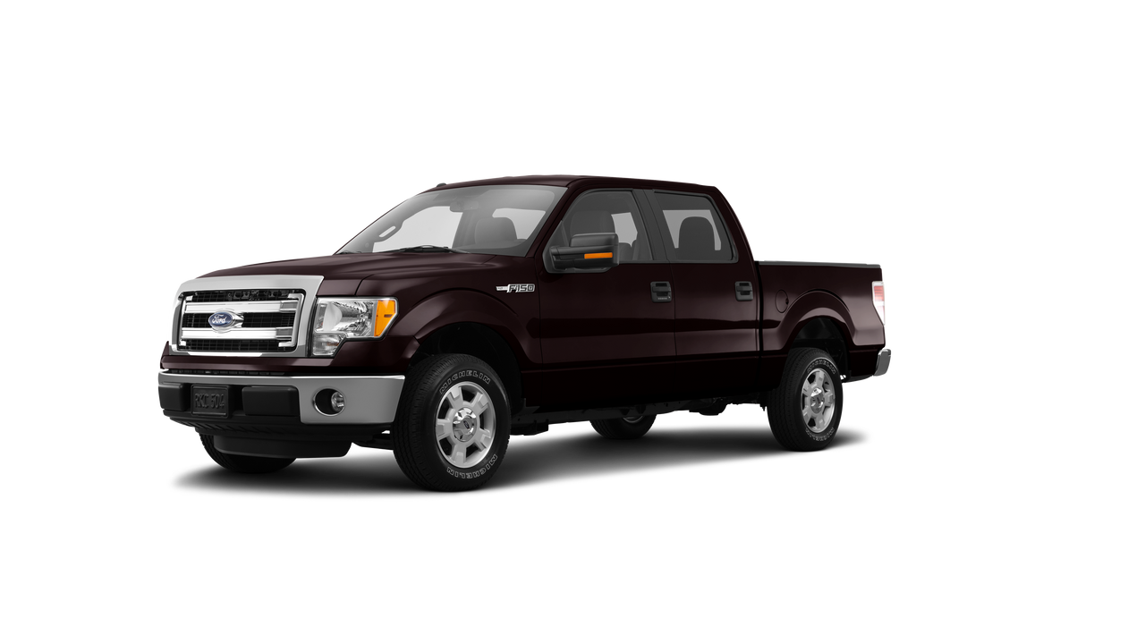 2014 Ford F-150 Short Bed
